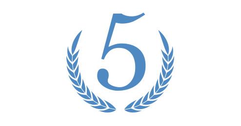 5 Jahre Garantie aufs Handwerk
